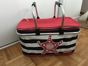 Tupperware picnic basket - only used once