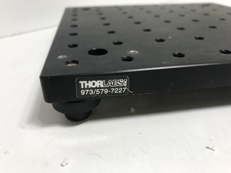"Thorlabs Optical Bread Board 8""X 8"" 973/579-7227"