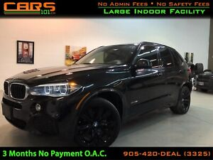 2016 BMW X5 xDrive35i| ONE OWNER| HEADS UP DISP| NAVIGATION