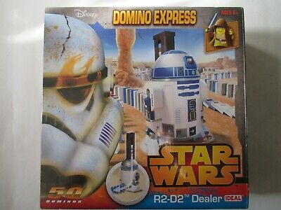 Disney Star Wars Domino Express R2-D2 Dealer New Sealed And Unopened From Ideal. for sale  Shipping to Ireland