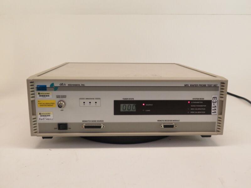 ATN Wafer Probe Test Set NP5