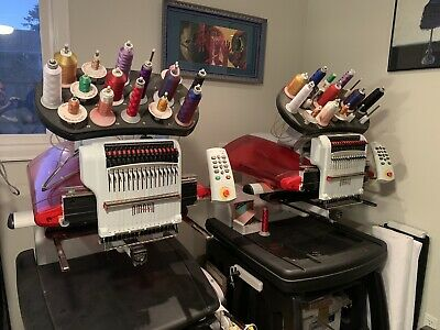 Melco Amaya Embroidery Machines
