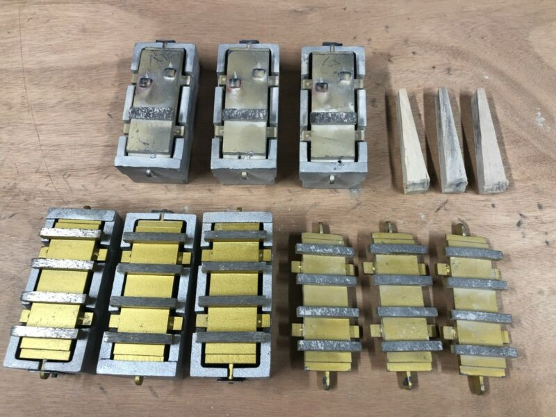 Fits diamacert Edco concrete grinder pcd w/ 30 grit diamond segments w/ wedges