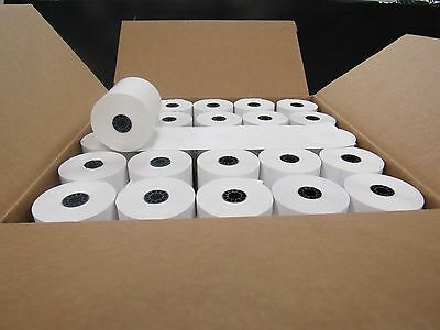 24 Rolls Pay-at-pump Pos Register Thermal Paper Rolls 2-516 X 356 Gas Station