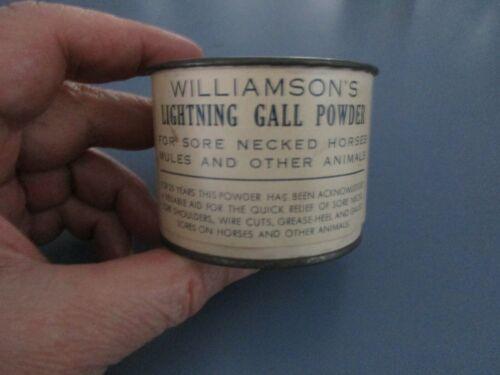 """""""WILLIAMSON"""