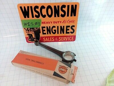 Wisconsin Engine New Old Stock Connecting Rod Da-68-s1 Free Sh
