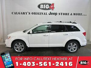 2012 Dodge Journey R/T | Sunroof | AWD | Bluetooth