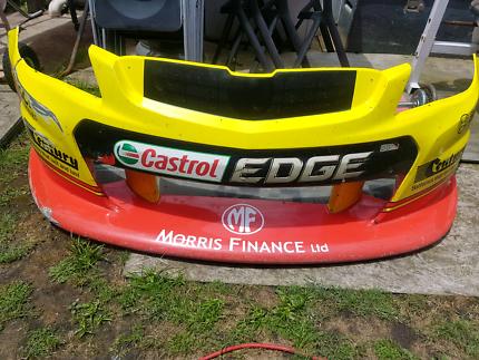 V8 Front bumper