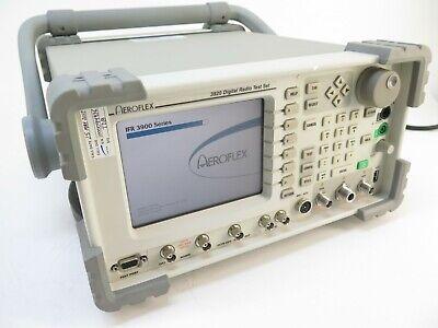 Aeroflex 3920 Ifr Digital Radio Test Set - Opts 050 056 058 061 200 203