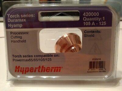Hypertherm Torch Series Duramax Hyamp 420000 Torch Series Powermax 6585105125