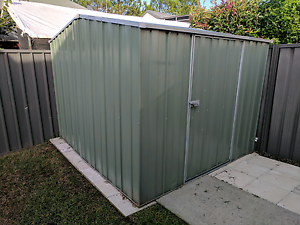 YARDSAVER G78 GABLE ROOF 2.45M X 2.8M SINGLE DOOR SHED Maryland Newcastle Area Preview