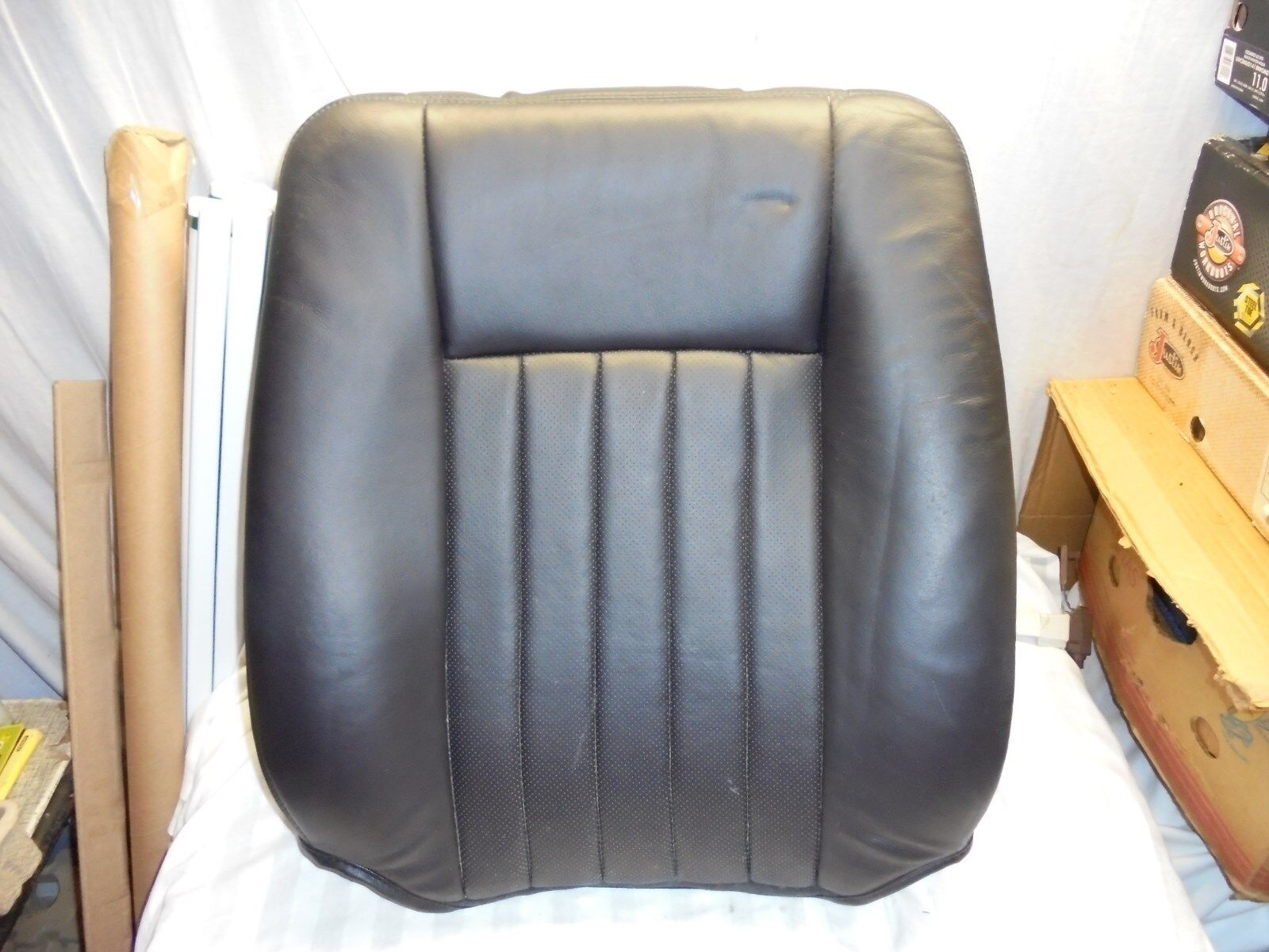 Used Lincoln Navigator Seats For Sale Seat Wiring Diagram 2003 Rh Passenger Side Front Back Cover Foam Black