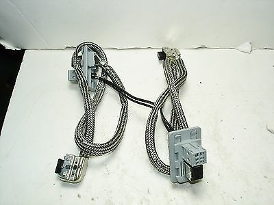 2X New OEM AL D3S Xenon HID Ballast to bulb Cable Plug Wiring Harness Pigtail