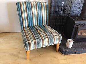 Comfortable, sturdy fireside chair great condition North Narrabeen Pittwater Area Preview