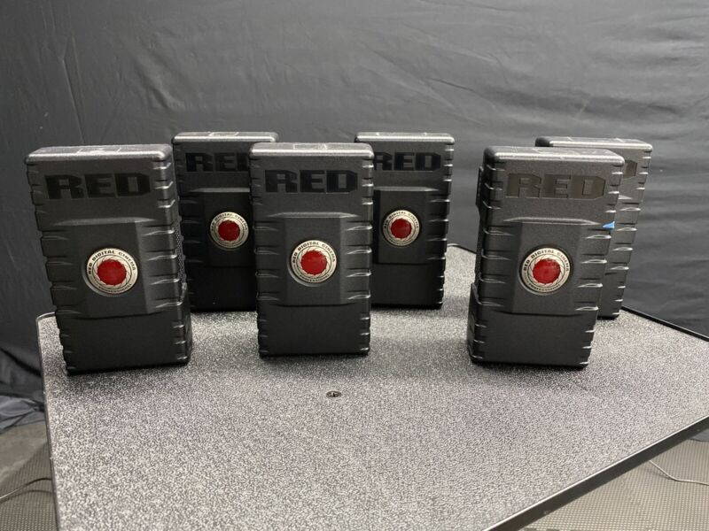 Red Digital Red Brick Battery - Mint Condition (Price Is For One Battery)