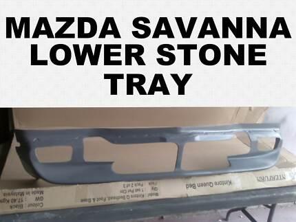 MAZDA RX3 12A LOWER STONE TRAY FIBREGLASS