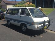 1984 Toyota Tarago GL  Umina Beach Gosford Area Preview