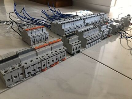 Bulk Need to sell! RCBOs/CBs/Contactors