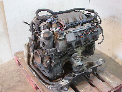 Mercedes S-Klasse CL-Klasse W215 W220 Motor 430 V8 279 PS 113941 M113.941