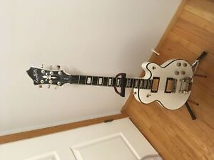 Hagstrom Swede and Amp