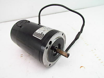 Bodine Dc Motor Windpower Generator Used Tested 42y5bepm 90 Volts 110hp 1725rpm