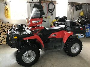 VTT  Polaris Sportsman 500cc