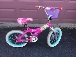 Barbie kids Bike 16 inch