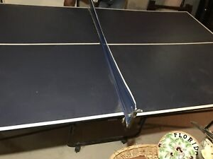 Excellent Used Condition: Sportcraft PingPong Table
