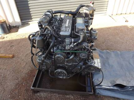 Yanmar 4LHA Marine Diesel Engine Mount Low Townsville Surrounds Preview