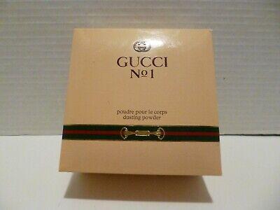 Gucci No 1 Dusting Powder 4.5 Oz