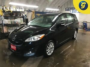 2017 Mazda Mazda5 GT*LEATHER*SUNROOF*PHONE CONNECT*7 PASSENGER*S