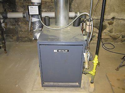 Weil Mclain PFG-6 candid gas boiler