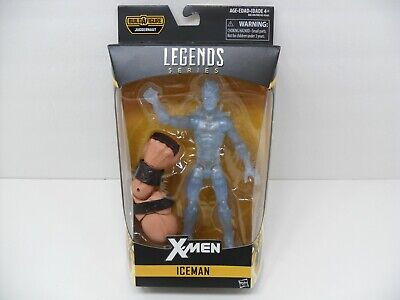 "2016 Marvel Legends X-Men ""Iceman"" Juggernaut BAF Wave 6"" Figure"