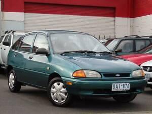 1996 Ford Festiva GLi AUTO Hatch *** $2,950 DRIVE AWAY *** Footscray Maribyrnong Area Preview