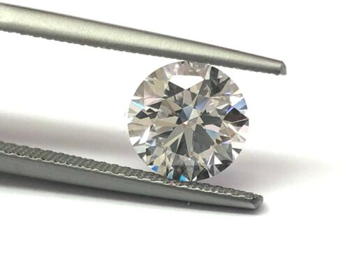 2.10 Carat Round Cut Loose Natural Diamond D Color VVS1 Clarity GIA Certified