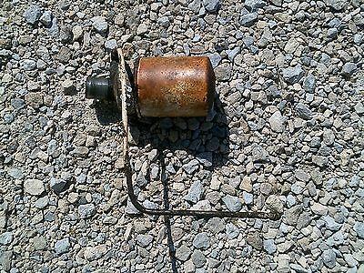 Allis Chalmers G Tractor Original Ac Engine Motor Oil Filter Holder Line