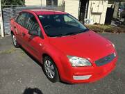 2006 Ford Focus Sedan 2 LITRE 4 CYL AUTO Deception Bay Caboolture Area Preview