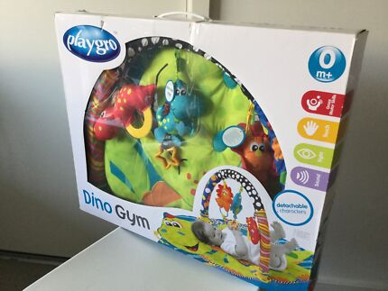 Baby Playgro Dino Gym set