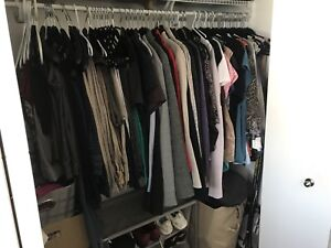 COME SHOP IN MY CLOSET!! TONS OF BRAND NAME WOMEN'S CLOTHING!!