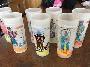 Collector/Novelty Retro glasses/tumblers