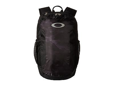 New Authentic Oakley Sport Pack 20 Backpack 92745-001 Black
