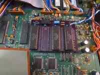 EPROM M5L2764K 64K-ROM {8Kx8Bit} Mitsubishi UV löschbar 1863