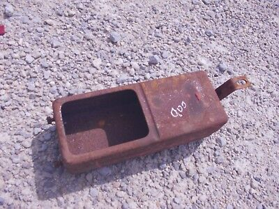 Ford 900 501 600 700 800 2000 4000 Series Tractor Tool Box