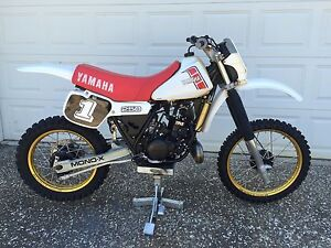 Yamaha yz 250 j 1982 VMX vintage Brisbane City Brisbane North West Preview