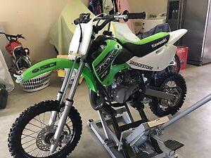 Kawasaki kx65 2015 Meadowbrook Logan Area Preview