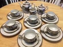 Eggshell porcelain Tea Set Capalaba Brisbane South East Preview