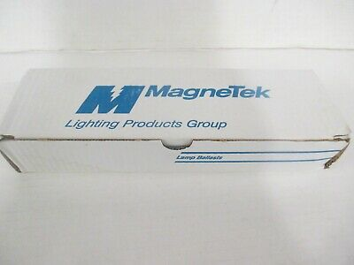 Magnetek General Electric B260i120rh Electric Ballasts 2 Lamp Instant Start