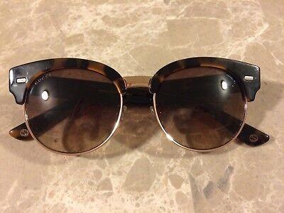 Gucci Sunglasses Acetate Havana-Cooper Model GG 4278/S LZUD8