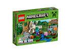 Minecraft Lego Minecraft LEGO Instruction Manuals