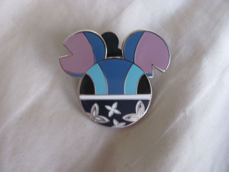 Disney Trading Pins 86548 Mickey Mouse Icon Mystery Pouch - Stitch Only